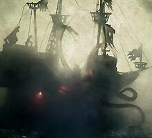 Kraken by James  Birkbeck