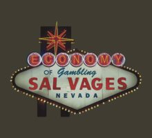 Las Vegas Economy by Matt Simner