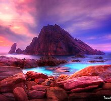 Sugarloaf Rock, Dunsborough by kostasimage