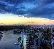 Surfers Paradise, Gold Coast by kostasimage