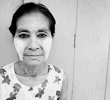 Woman Amarapura, Burma 2008. by 37nats