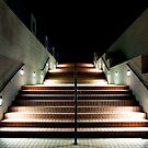 Night Stair by Joseph Najm