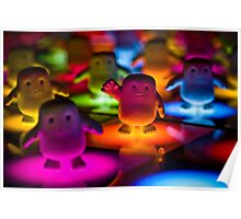 Adipose on the Dance Floor Poster