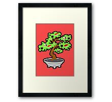 Sushi-Bonsai... Framed Print