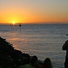 Anzac Day Sunrise by Helen Phillips