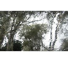 Through The Wet Windscreen II Photographic Print