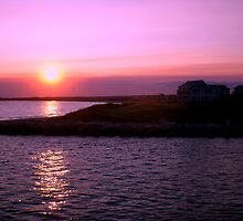 Sunset in RI by introspectionx