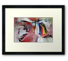 Wounded Knee Framed Print