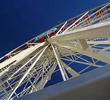 Ferris Wheel by Daniel Peut