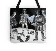 How many Cybermen... Tote Bag