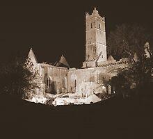 Quin Abbey by John Quinn