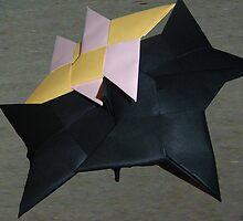Ninja Stars by KazM