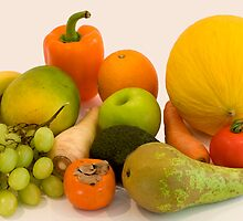 Fruit and Veg by Tony Kemp