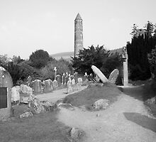 Glendalough by John Quinn