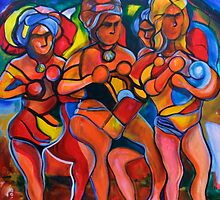 Womanhood The Joy  by Reynaldo