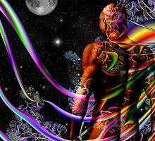 Space Time 179 by Karl Eschenbach