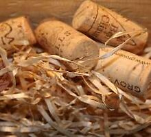 Corks by Carol Trim
