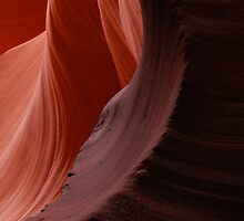 Antelope Canyon by Thomas Peter