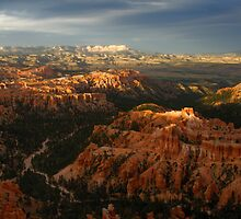 Bryce Canyon by Thomas Peter