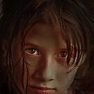 Sunshine in Her Eyes by Milos Markovic