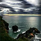Nun's Strand Ballybunion by Polly x