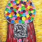 &quot;Bubblegum Machine&quot; by Adela Camille Sutton