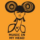 Music in my head by Beatrice  Ajayi