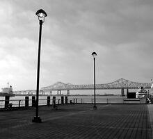 Riverwalk by Michael Lane
