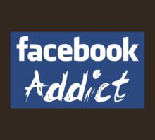Facebook Addict by incurablehippie