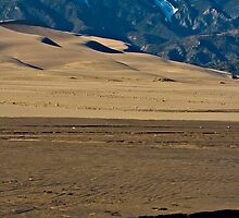 Great Sand Dunes 3 by Paul Gana
