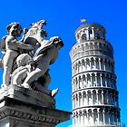 The angels that hold Pisa by rockko