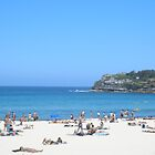 Bondi Beach by Kate Harriman