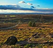 Devils Den from Little Round Top by Fraser Ross