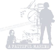 A Faithful Marine by AFaithfulSoldr