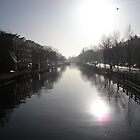 Amsterdam Canal by Kate Harriman