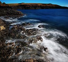 Peninsula Sea Cliffs by Garth Smith