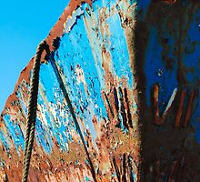 Rusty Hull by aejharrison