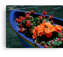 Floating Garden ~ Part One Canvas Print