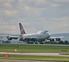747 touchdown by fotopro