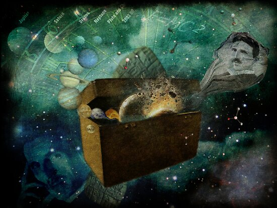 Think Outside The Box by Anji Johnston
