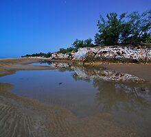 Moonlit Dripstone by Daniel Mitchell