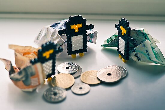 The big penguin robbery by nuno
