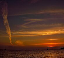 Key West Sunset by LizzieMorrison