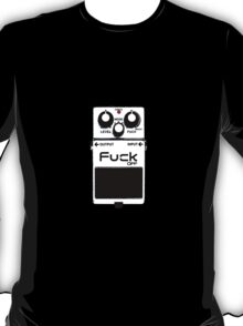 Fuck Off Pedal T-Shirt