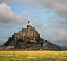 Mont Saint Michel by chris73