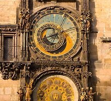 Astronomical Clock (Prague) by ChrisHarvey67