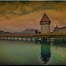 Bridge and Tower by egold