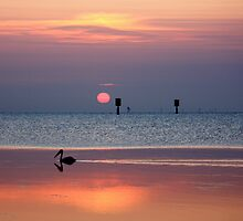 Rippleside Sunrise by Paul Moore