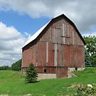 Old Barn on Alaska Avenue by foozma73
