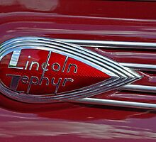 Lincoln Zephyr - detail by Paola Svensson